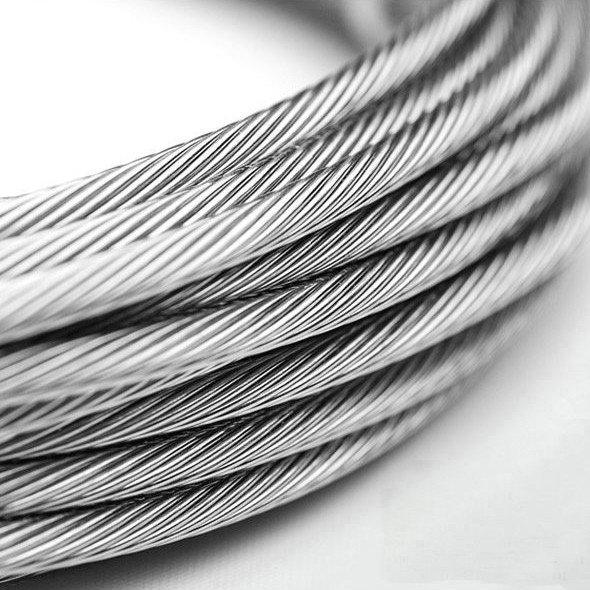 Выбор троса из нержавеющей стали